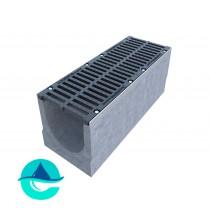 Лотки бетонные водоотводные Optima
