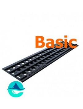 DN100 PolyMax Basic решетка пластиковая водоприемная ячеистая