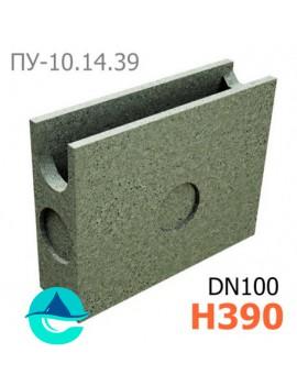 DN100 H390 BetoMax Basic пескоуловитель бетонный