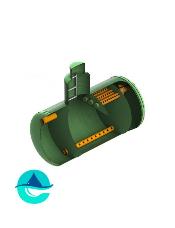 Cорбционный фильтр Gidrolica-LOS-Filter L70