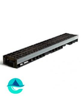 Profi Plastik DN100 H72 лоток пластиковый водоотводный усиленный
