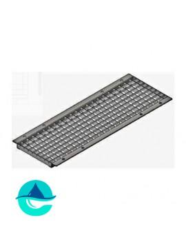 РВ-30.37.100 решетка стальная ячеистая оцинкованная