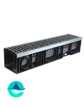 Profi Plastik DN150 H202 лоток пластиковый водоотводный усиленный