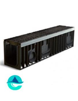 Profi Plastik DN150 H247 лоток пластиковый водоотводный усиленный