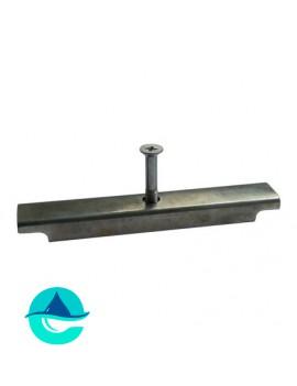 Фиксатор решетки стальной DN150