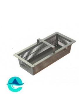Корзинка для бетонного пескоуловителя DN150