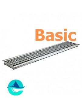 DN200 Basic решетка стальная ячеистая оцинкованная
