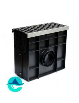 DN100 Profi Plastik пескоуловитель пластиковый усиленный
