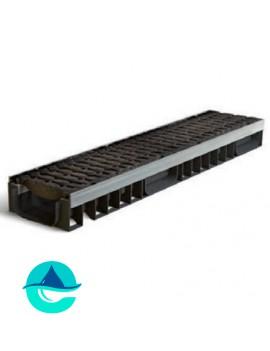 Profi Plastik DN150 H97 лоток пластиковый водоотводный усиленный