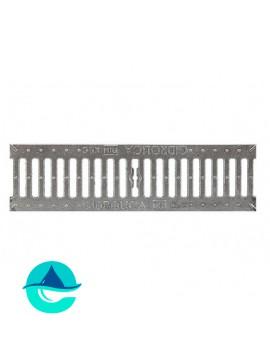 РВ-10.13,6.50 решетка оцинкованная щелевая чугунная