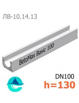 BetoMax Basic ЛВ-10.14.13-Б лоток водоотводный бетонный