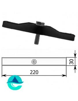DN200 крепеж для лотка пластикового