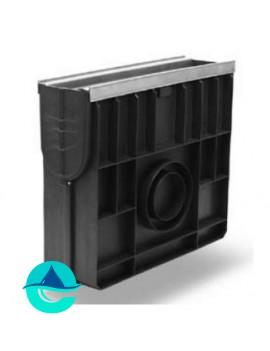 DN100 Gidrolica Standart Plus пескоуловитель пластиковый усиленный