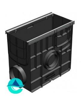 DN150/200 Gidrolica Standart Plus пескоуловитель пластиковый усиленный