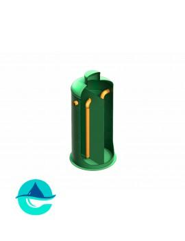Жироуловитель Gidrolica-Fat вертикальный F01