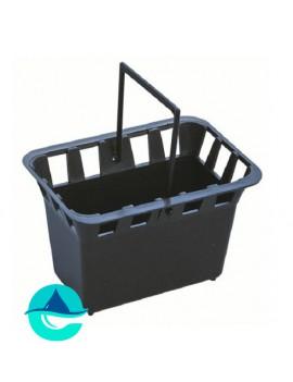 Корзина для дождеприемника 400х400 - пластиковая
