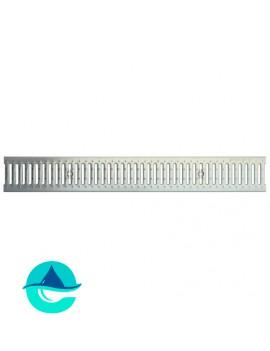 DN100 решетка штампованная оцинкованная Аквасток