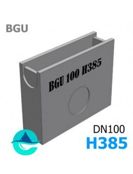 BGU 500/140/385 пескоуловитель бетонный