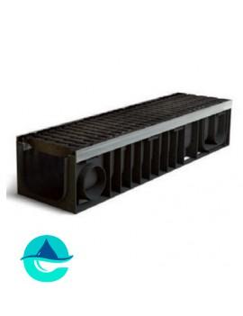 Profi Plastik DN200 H202 лоток пластиковый водоотводный усиленный