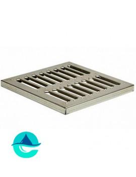 Решетка водоприемная к дождеприемнику РВ-28,5.28,5 штампованная стальная