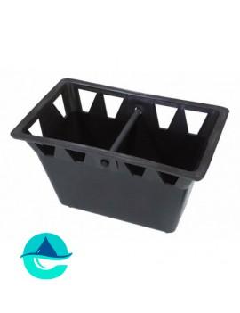 Корзина для дождеприемника 300х300 - пластиковая
