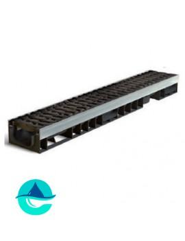 Profi Plastik DN100 H90 лоток пластиковый водоотводный усиленный