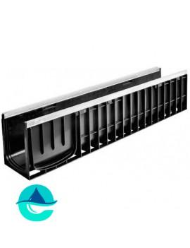 ЛВ-20.24,6.23,5 - лоток пластиковый водоотводный усиленный